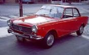 Fiat 1500 Coupe 1964-1966